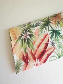 Ткань хлопок Пальмы