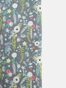Ткань хлопок Скандинавский цветок