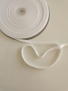 Киперная лента белая 10 мм