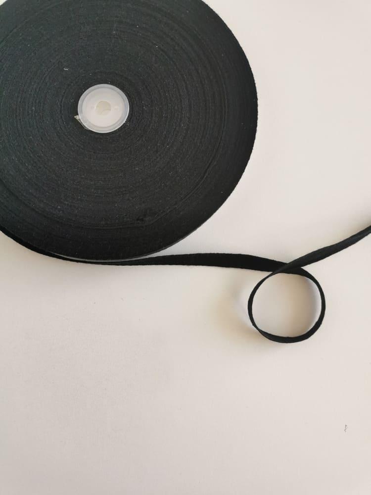 Киперная лента черная 10 мм